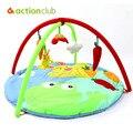 0-1 Anos de Brinquedo de Presente Do Bebê Esteira Do Jogo Do Bebê Jogo Tapete Infantil Educacional Rastejando Esteira do Jogo Ginásio Tapete Cobertor Dos Desenhos Animados Crianças brinquedos