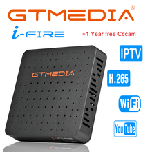 New Arrival GTmedia IFIRE TV Box 4K HDR STB BOX