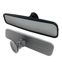 Panoramic Rear View Mirror Universal Wide Angle with Suction Installation Car Interior Mirrors Rearview