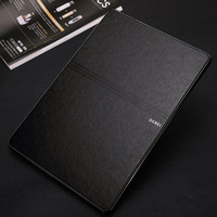 Elegant Brand Luxury Business Shockproof Flip Wallet Stand Leather Case For Ipad Mini 4 Smart Cover