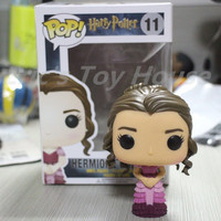 New Funko pop Original Harry potter Hermione Jean Granger Figure Hot Movie Collectible Vinyl Figure Model Toy with Original box