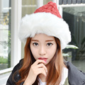 Handmade wool hat Women winter plus cashmere warm knit cap Snow cap pointed hat
