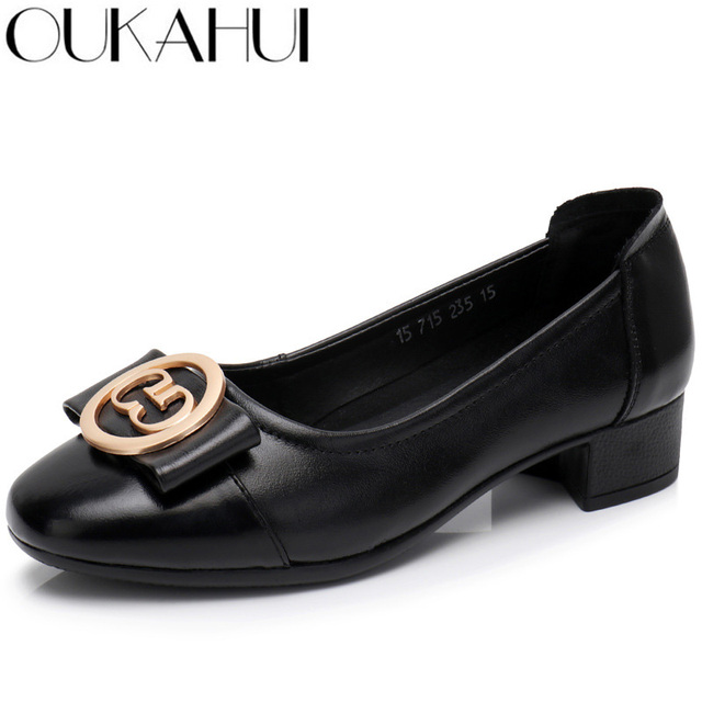 b6257d95af9 OUKAHUI-2018-primavera-cuero-genuino-grueso-Tac-n-cuadrado-zapatos-mujer -tac-n-alto-negro-plata.jpg 640x640.jpg