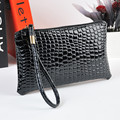 2016 Summer Style Colorful Women Fashional Leather PU Coin Purse Zipper wristlet  Wallet Card Holders Handbag Short Small Purse