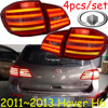 Hover H6 Taillight 2011 2013 Free Ship 4pcs Set Hover H6 Rear Light M4 H3 H5