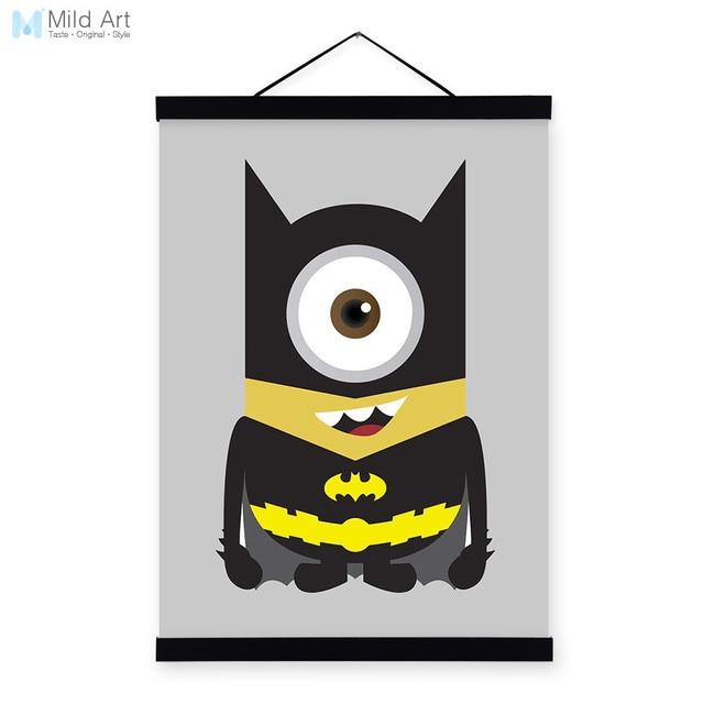 Moderno Batman Superhéroe Avengers Pop Película de Dibujos Animados ...