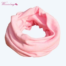 18 Colors Warm Baby Scarf Kids Child Cotton Scarf Boys Girls