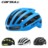 Cairbull 220g Ultra light Road Bicycle Helmet Racing Cycling Sports Safety In mold Helmet MTB Moutain Riding Bicycle Helmets M/L