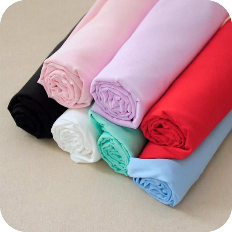 Besplatna dostava 150 X50cm dvostruka krep tkanina tkanina, koristiti s šifonom, čipke podstava, tanka poliester tkanina