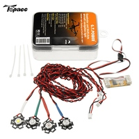 G T GT POWER Led Light Navigation System With 7 Modes Of Operation For RC Drone