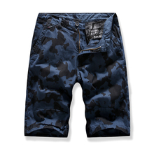 MarKyi 2019 new camouflage casual short pant plus size men cargo pants good quality stretch shorts