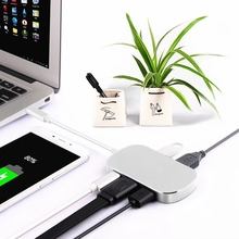 ZY-HU30 Type-C To HDMI 1.4 USB 3.0 USB-C HUB Adapter 5-in-1 Multifunction USB-C Hub With Type-C Power Delivery 4K Video HDMI Out