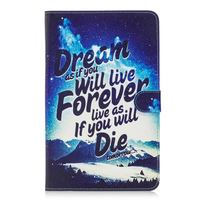 Fashion Flip Magnetic Stand PU Leather Cover Case For Samsung Galaxy Tab A6 10 1 2016
