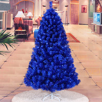 Christmas preferred 1.5 m / 150cm navy blue high grade encryption Christmas tree Christmas decoration