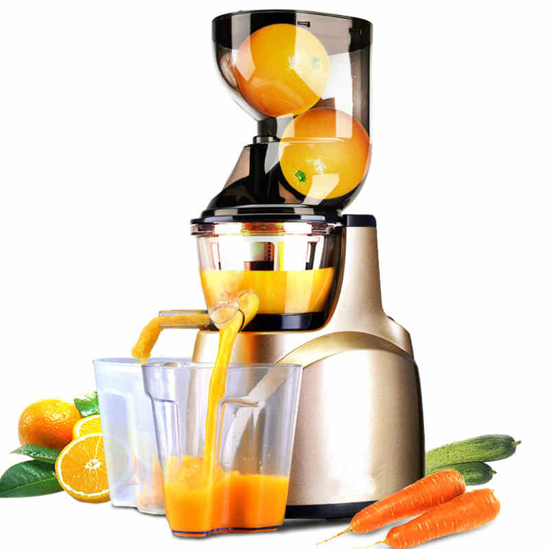 Home large caliber slow juicer automatic multi - functional juice machine soybean milk juice machine 110/220V 1pcHome large caliber slow juicer automatic multi - functional juice machine soybean milk juice machine 110/220V 1pc