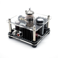 New Dilvpoetry D2 Class A Multi Hybrid Headphone Amplifier Tube Amp with Stereo RCA/ 3.5mm/ 6.35mm