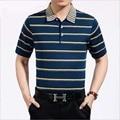 Classic Business Casual Poloshirts Men Cotton Brand Short Sleeve Comfortable Rayon Thin POLO Shirt For Summer Men Polo Shirts