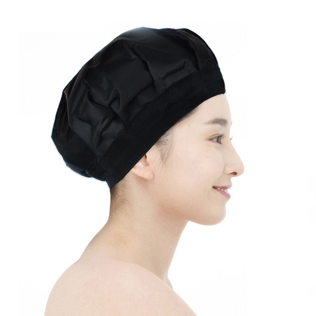 New Heating Hair Cap Hot Oil Hat DIY Thermal cold Treatment Styling Beauty Tools Hair Care Nutrition Hair Treatments
