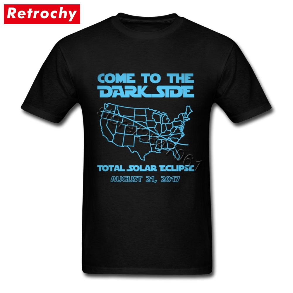 Come To The Dark Side Total Solar Eclipse Star Wars T