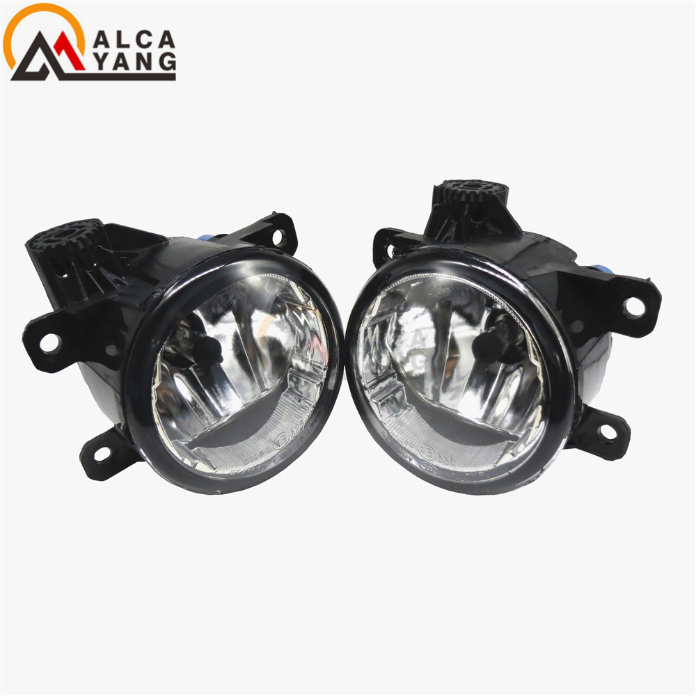 Car styling fog Lights fog lamps For Ford FOCUS MK2/3 Tourneo Tourneo Fusion Fiesta C-Max GRAND TOURNEO AUSTRALIA 2001-2015 2 pcs set for ford tourneo fusion fiesta c max focus grand tourneo australia 2001 2015car styling led fog lights general