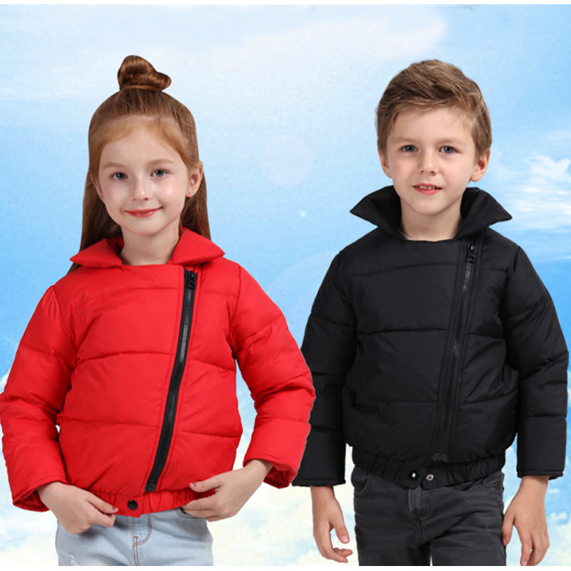 Boy Girl Winter Coat Fashion Christmas Kid Winter Jacket for Girl Boy Snowsuit Children's winter Jacket Outerwear Boys Down Coat free shipping 2016 kid girl fashion solid color wind coat outerwear child girl cappa dress jacket spring autumn winter girl coat