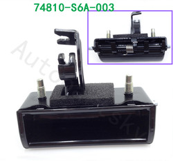OEM 74810-S6A-003, 74810 S6A 003, 74810S6A003 Very Good Quality Liftgate Tailgate Hatch-Handle for For Honda 2007-2013