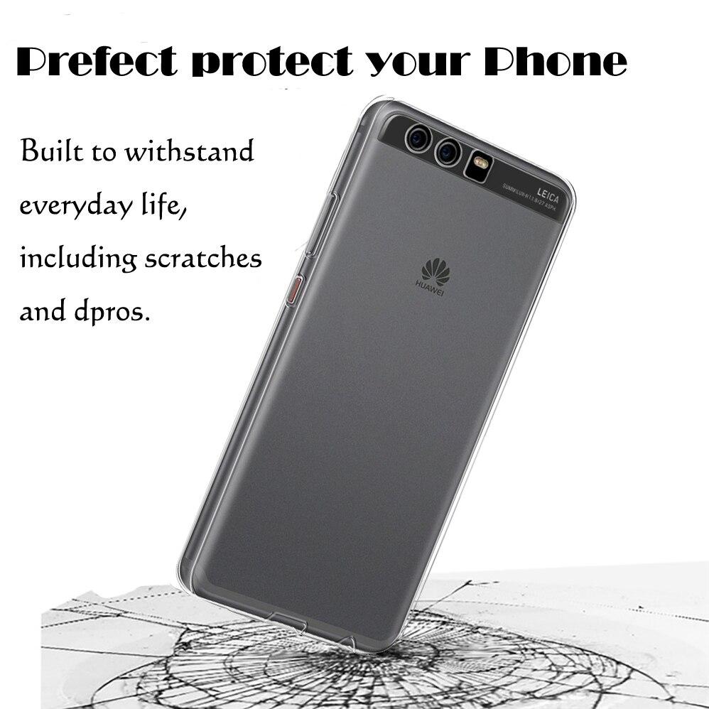 För Huawei P10 / P10 Lite LX1 LX1A LX2 LX3 L03T / p10 Plus VKY-L09 - Reservdelar och tillbehör för mobiltelefoner - Foto 2