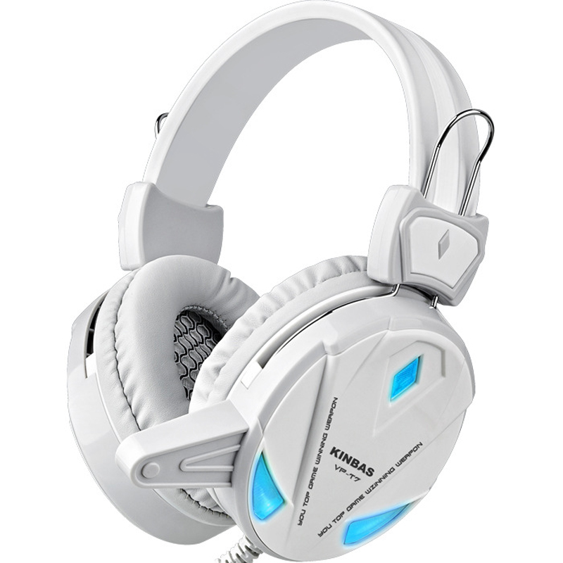 Profession Gaming headphones with microphone 5.0 Braiding line Stereo Hifi wired glowing headset gamer for PS4 computer PC oneodio gaming headphones with microphone for phone ps4 computer pc gamer headset hifi stereo wired over ear studio dj headphone