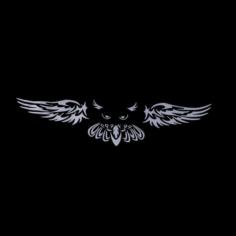 The Holy Ghost Electric Show Logo Burung Hantu