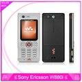 Sony Ericsson w880i оригинальный Sony Ericsson w880 w880i сотовые телефоны разблокированы мобильные телефоны 3 Г bluetooth mp3 плеер бесплатная доставка