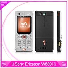 Sony ericsson w880i оригинальный sony ericsson w880 w880i сотовые телефоны разблокированы мобильные телефоны