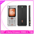 Sony Ericsson w880i original w880i cell phones unlocked Sony Ericsson w880 mobile phones 3G bluetooth mp3 player free shipping