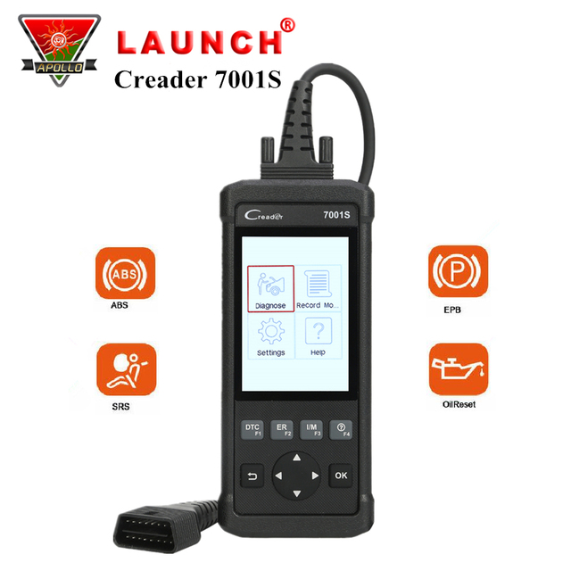 OBD Launch Creader 7001S