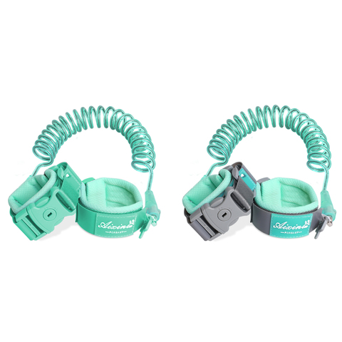 360 Toddler Baby Safety Harness Leash Kid Anti Lost Wrist Traction Rope Band Islamabad
