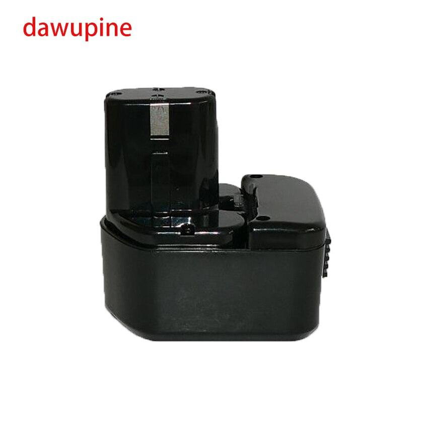 dawupine EB1214S NI-CD NI-MH Battery Plastic Case (no battery cell ) For Hitachi 12V EB1214S NI-CD/NI-MH Battery