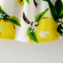 Lemon Dress (Pink and yellow)