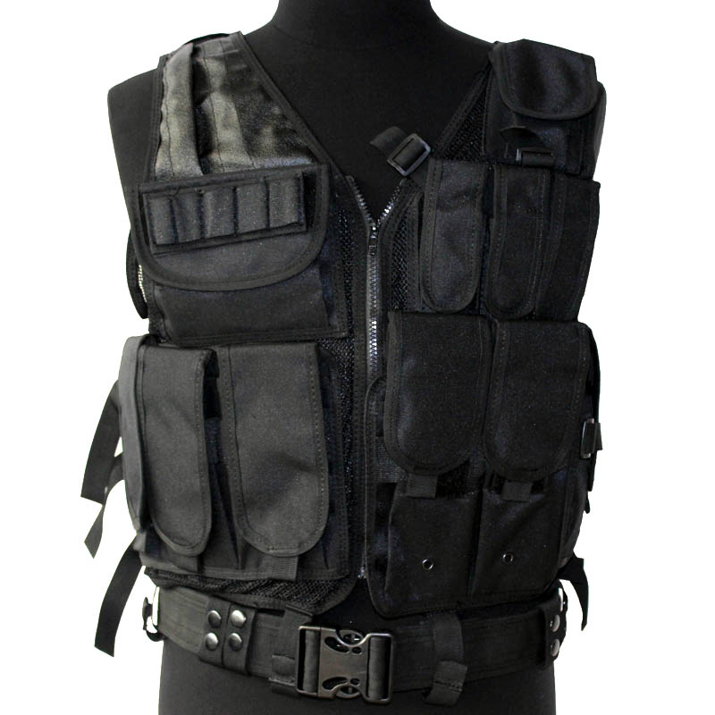 Military tactical Vest Protective Assault Molle Enforcement Combat Airsoft Paintball Ammo Chest Rig colete tatico yuetor outdoor hunting men airsoft combat assault plate carrier vest colete tatico militar tactical molle multicam military vest