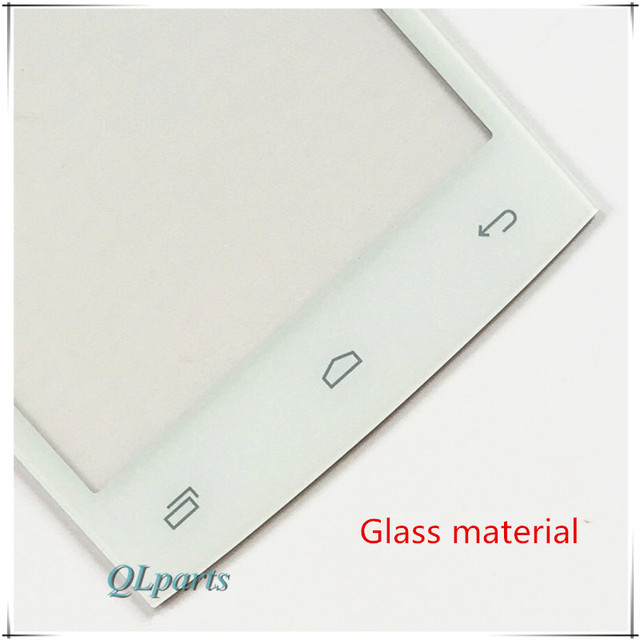 4.5″ Phone For Fly FS 451 Sensor Touchscreen For Fly FS451 Nimbus 1 Touch Screen Digitizer Front Glass Panel Tracking NO Sticker