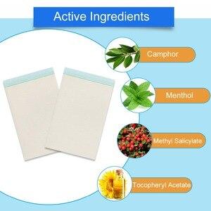 Image 4 - Ifory 24 Stuks/doos Menthol Pijnstillende Gips Hetzelfde Als Salonpas Pijn Patch Relief Spierpijn Behandeling Herbal Pijn Patch