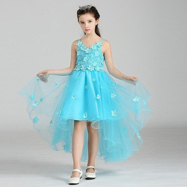 f41e5347f Wholesale Princess Flower Girl Dress For Wedding Party High Quality ...