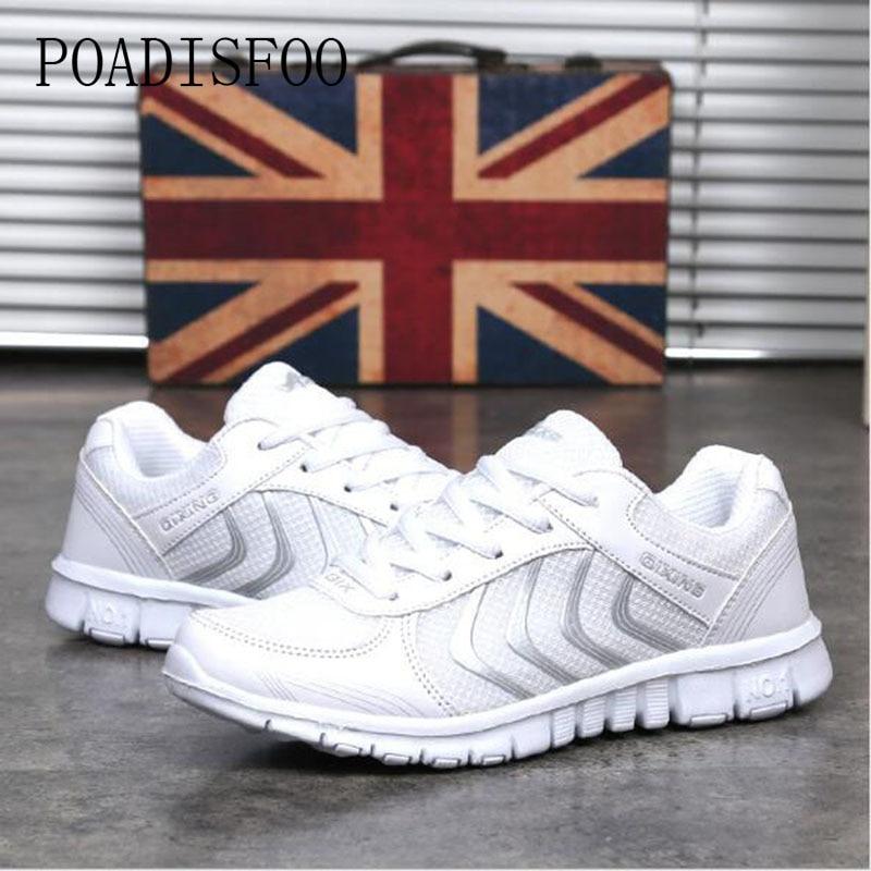 2018 Women casual shoes fashion breathable Walking mesh lace up flat shoes sneakers women 2018 Womens Fashion Sneakers .LXL-912