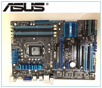 ASUS original Used motherboard  P8Z77-V LX2  DDR3 LGA 1155 for I3 I5 I7 CPU USB3.0 32GB Z77 SATA III PCI-E 3.0 Desktop mainboard original motherboard asus p5q em do bm52 ddr2 lga 775 16gb g45 desktop motherboard free shipping