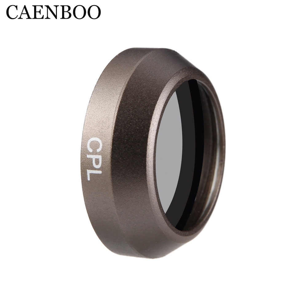 CAENBOO Mavic Pro Drone Camera Filter Circular Polarizing Filter CPL Protector For DJI Mavic Pro Platinum Gimbal Accessories