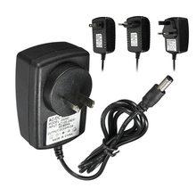 Fonte de Alimentação para LED Áudio e Vídeo Plug UA DC 5 V 3A Universal Substituição Adaptador AC Carregador Strip Interruptores de