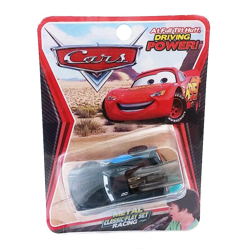 Disney Pixar Autos 3 Jackson Sturm Pfeife Mit Band Boxed 1:55 Diecast Metall Spielzeug Auto Modell Kinder Geschenk Freies Verschiffen