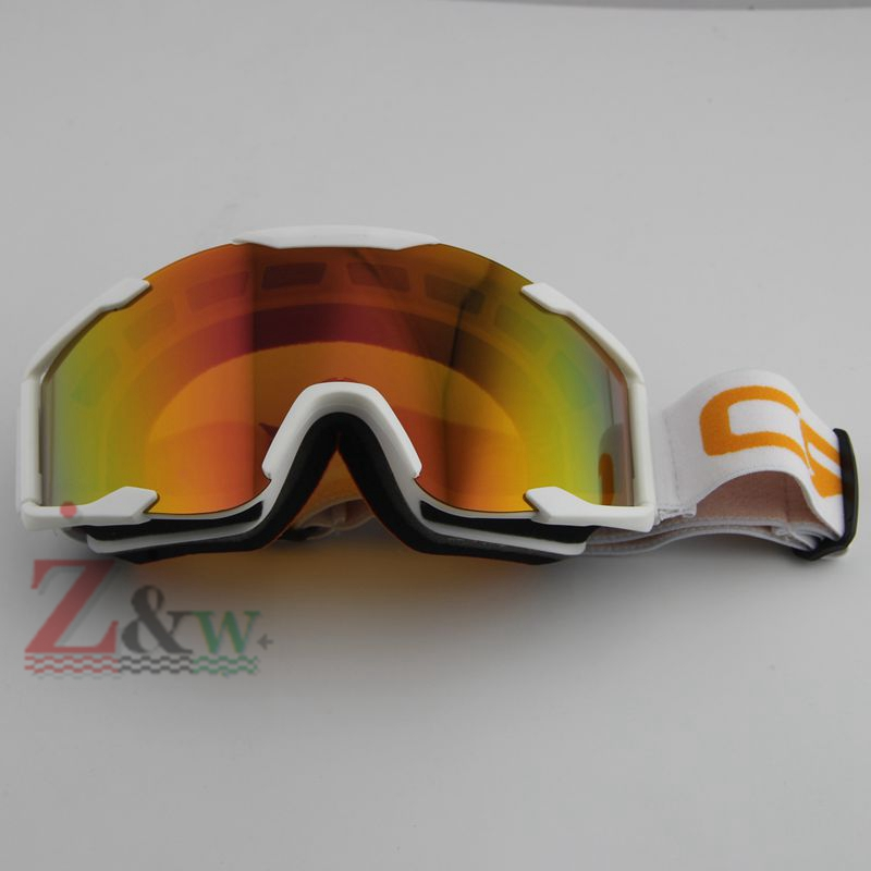 Motorcycle Motocross Dirt Bike Cycling Bicycle Racing Dust-proof Goggles Skiing Snowboard Windproof Eyewear Glasses
