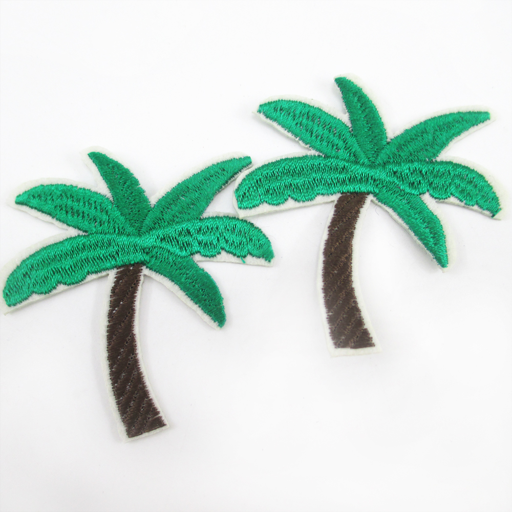 Diy Handmade Embroidered Patch: Aliexpress.com : Buy 58*58mm Tree Embroidery Patch High