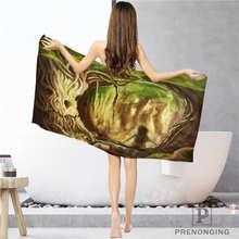 Изготовленная на заказ Волшебная основа(1) тряпка для ванной комнаты полотенце s полотенце для лица/банное полотенце для душа Размер s 33x74 см/72x143 см#18-12-16-01-43
