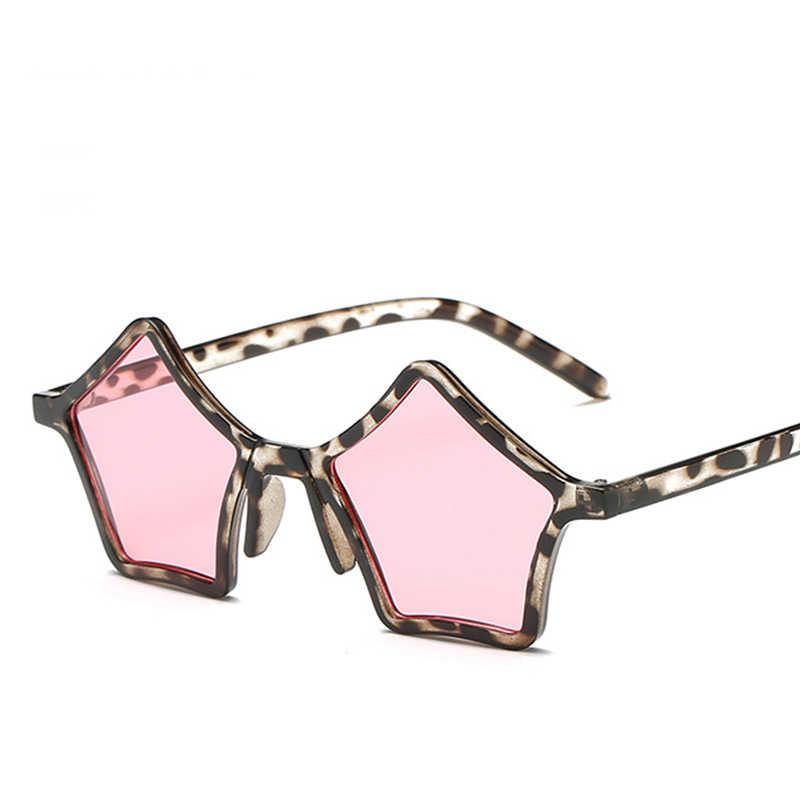 082d43cbc83a Sunglasses Woman Star Shaped Female Sun Glasses Pink Cute Ladies Glasses  For Women Men Unique Fashion