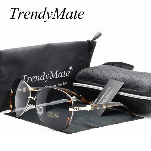 Gafas de sol de alta calidad para mujer, anteojos de sol femeninos de estilo Vintage con caja, de diseñador de marca, M071, en oferta, 2021 4